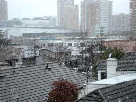fotos santiago invierno invierno en santiago de chile youtube