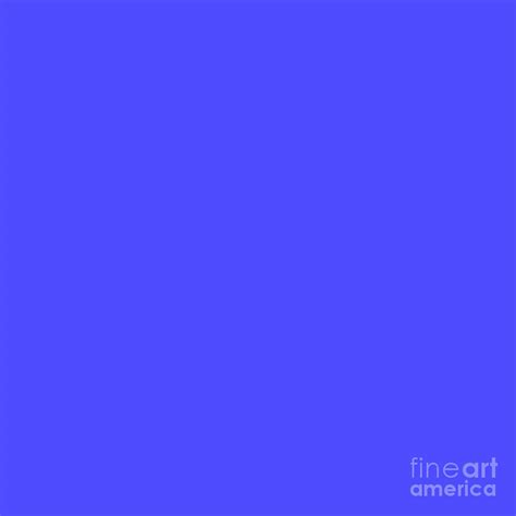 Bright Neon Blue Color by Bright Electric Fluorescent Blue Neon Digital By Pod