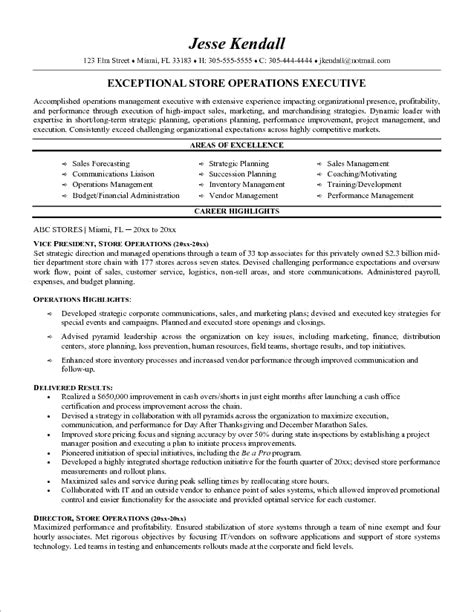 Fashion Store Manager Sle Resume by Retail Store Manager Resume Ingyenoltoztetosjatekok