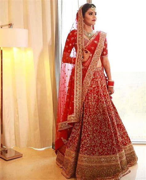 17 Best ideas about Indian Bridal Lehenga on Pinterest