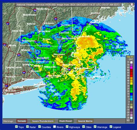 us weather network map lab 9