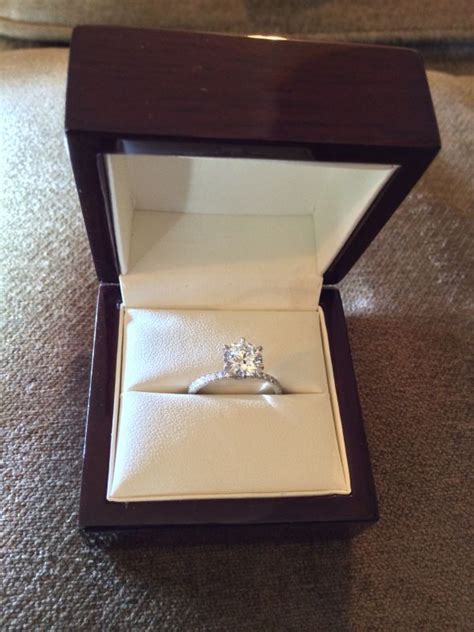 Wedding Ring In Box by Need Help Proposing Next Weekend A Box For Me
