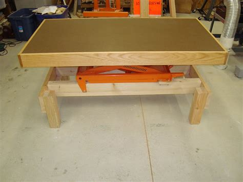 dezignito woodworking assembly table