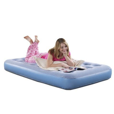 simmons beautysleep smart aire comfort top twin instant