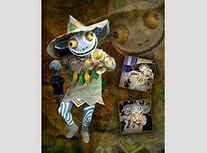 Otaku House Cosplay Idol » Toki: Skull Kid from The Legend ... I'm Lost Song
