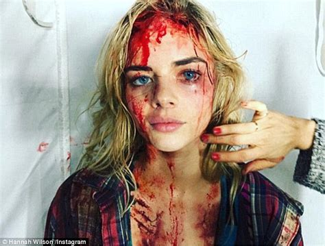 ash hollywood imdb home and away s samara weaving films bloody scenes for new