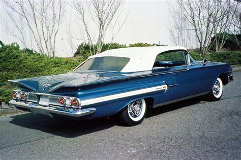 1960 impala convertible craigslist craigslist 1960 chevy impala autos post