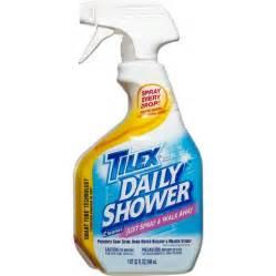 Best Daily Shower Cleaner Spray by Tilex Fresh Shower Daily Shower Cleaner Spray Target