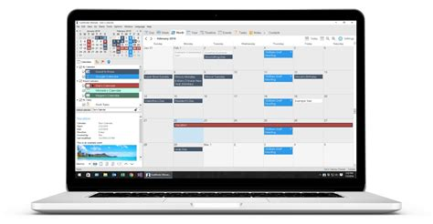 software for calendars vueminder the best windows calendar app