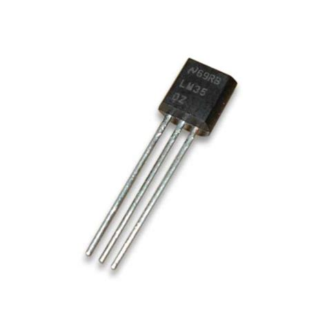 Lm35 Lm 35 Lm35dz Temperature Sensor To92 At75 Berkualitas lm35dz to92 sensor