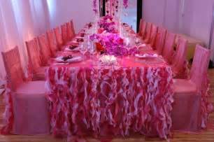 pink parties are fun celebrate decorate