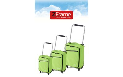 Wina Set 3 prima competitions prize draw z frame luggage