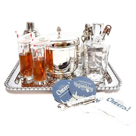 themed gift sets enter to win 1 of 4 charleston bar themed gift sets