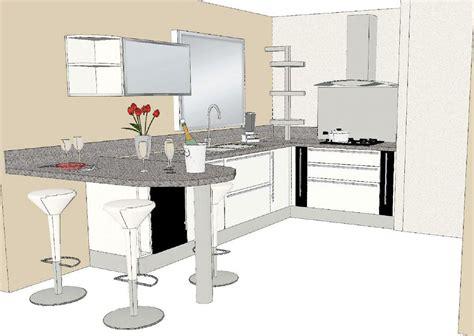plan de cuisine en 3d plan de cuisine pas cher sur cuisine lareduc com