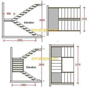 tip 77 desain tangga dari teknik dasar mezzanine sai contoh unik annahape studio desain