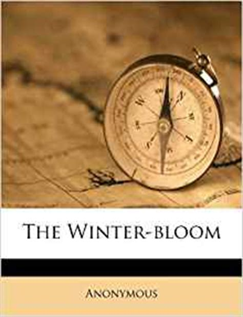 Cell Food Suplemen Mknan Original the winter bloom anonymous 9781173380939 books