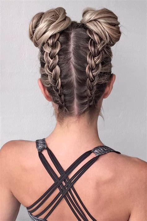 Braided Hairstyles On by Best 25 Braided Hairstyles Ideas On Plaits