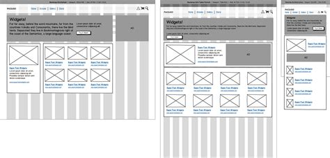 pattern library a list apart tips and tutorials ux blog balsamiq