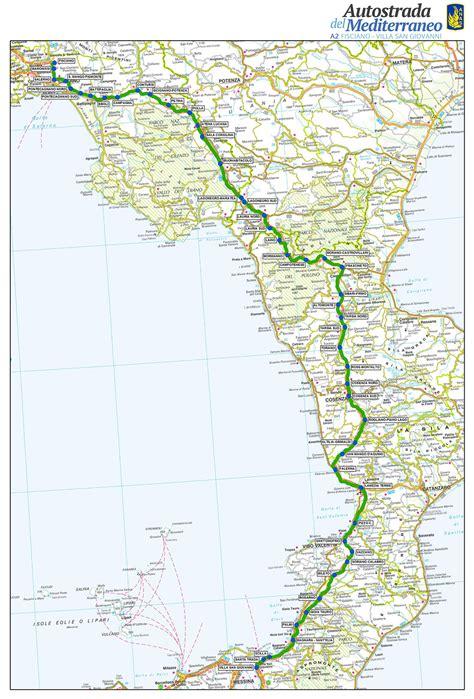 nuova reggio calabria tutta la verit 224 sulla quot a2 autostrada mediterraneo