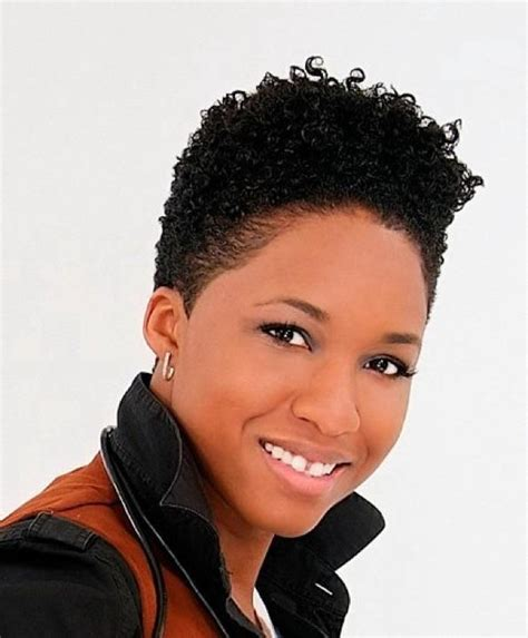 styles for black women with a taper and line tapered natural hairstyles for black women renata ince