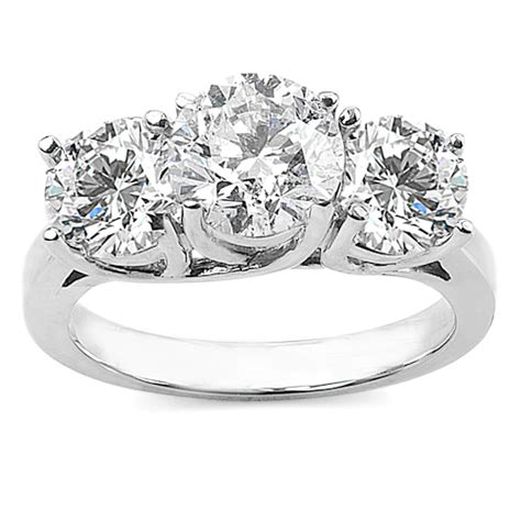 2 Carat Ring by 2 Carat Ring Jewellery In