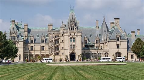the biltmore house there s no course but sprawling biltmore estate has a connection to golf