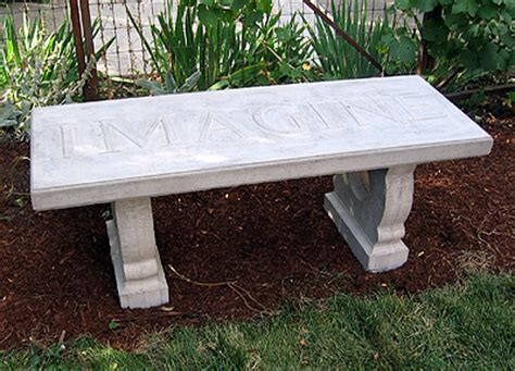 how to make a concrete bench wood concrete bench diy pdf plans