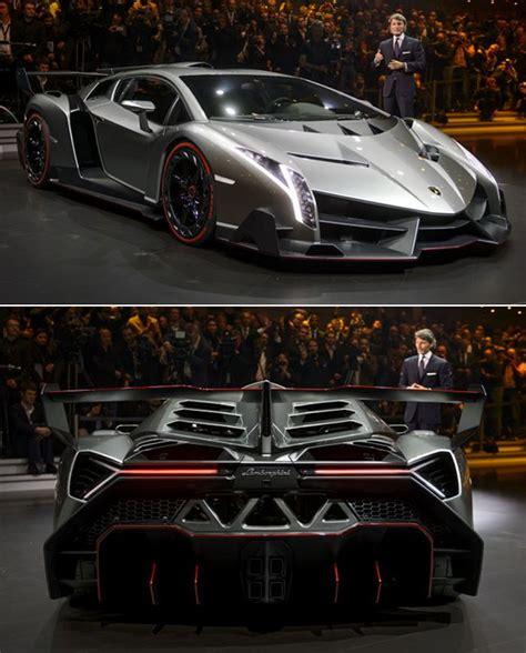 60 Minutes Lamborghini Lamborghini Veneno 60 Minutes 2017 Ototrends Net