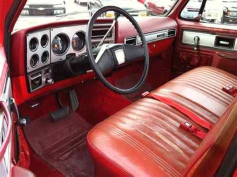 1978 Chevy Truck Interior by Find Used 1978 Chevrolet C10 Truck Vintage Local