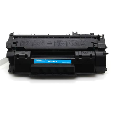 Toner Q5949a q5949a 49a black toner cartridge for hp laserjet 1160 1320