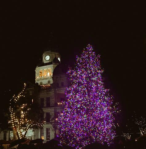 denton county lights denton tree lighting decoratingspecial com