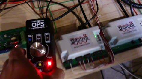 digitrax ds decoder  cvp easy dcc ops  throttle youtube