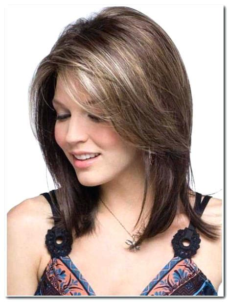 medium length hairstyle for over 50 oval face shape medium length haircuts for round faces over 50 the best