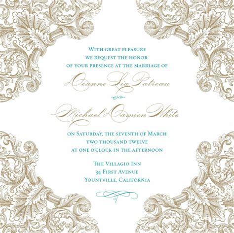 free invitation cards wedding infoinvitation co