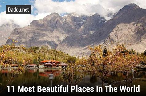 most beautiful countries in the world 11 most beautiful places in the world