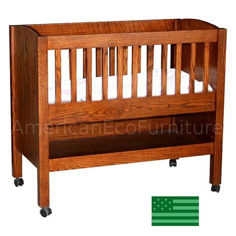 Baby Cribs Made In The Usa by Made In America Baby Cribs Bassinets Amish Baby