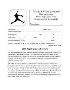 mbrl softball registration