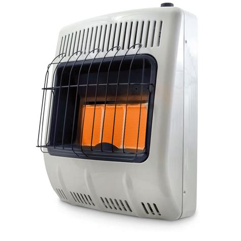 mr heater vent free radiant propane heater 18 000 btu