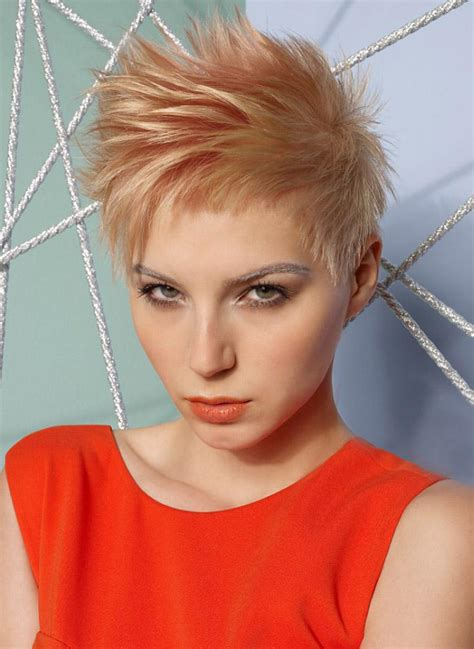 All Kinds Of Hairstyles by All Kinds Of Spiky Hairstyles For Both And
