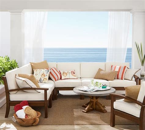 Pottery Barn Couches Sale by 60 Pottery Barn Outdoor Furniture Sale Save On Sofas