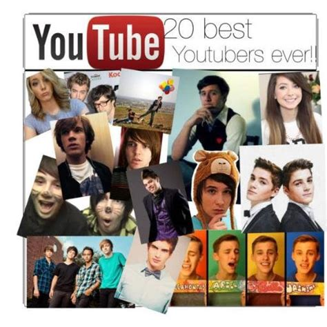best youtubers top 20 youtubers on quot hello youtuber s promote