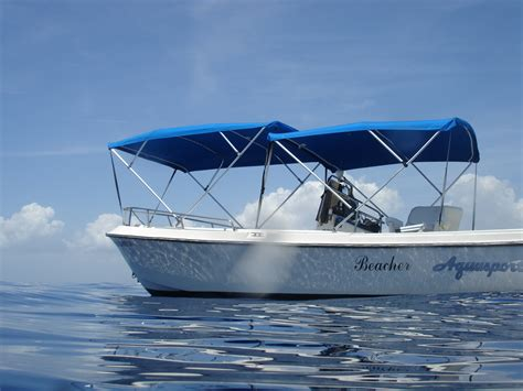 bimini top by boat marine bimini tops installation