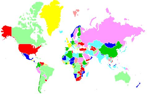 color world map world map to color onlineshoesnike