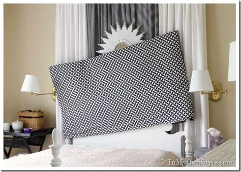 how to cover a headboard 25 best ideas about headboard cover on pinterest fabric
