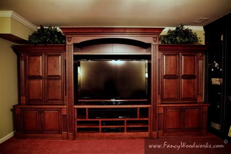 rooms to go entertainment centers entertainment center traditional home theater atlanta by fancy woodworks