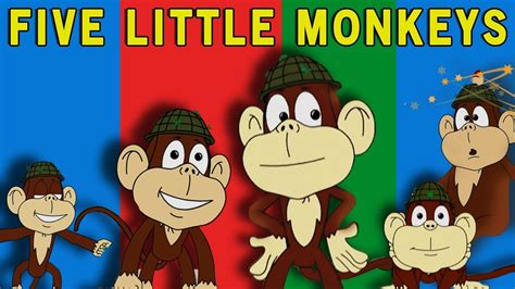 five little monkeys jumping on the bed youtube five little monkeys jumping on the bed hd plus lots