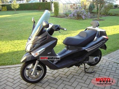 piaggio xevo 125 2008 photo 6