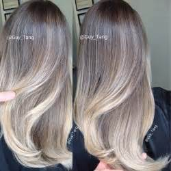 how to do ash ombre highlight on hair 446 best images about ombre hair on pinterest her hair