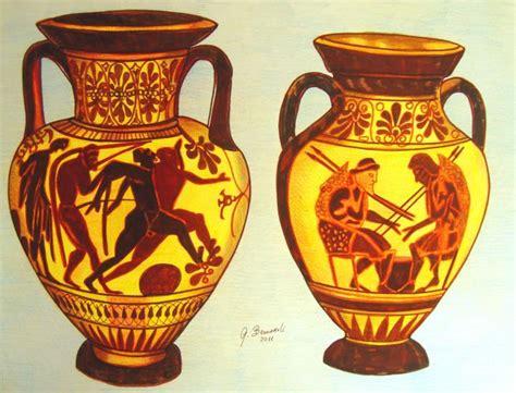 vasi etruschi prezzi vasi etruschi vendita quadro pittura artlynow
