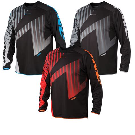 best motocross jersey one industries 2014 atom race shirt mx enduro atv mtb bike